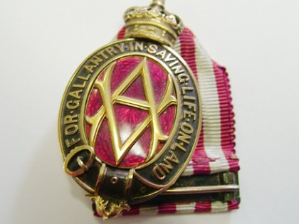 reuben smallmans medal